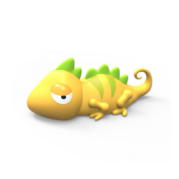 Chameleon Fun & Learn (Yellow)
